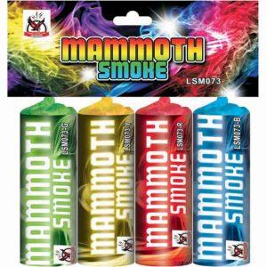 καπνογόνο mammoth smoke