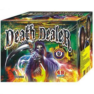 πυροτέχνημα 49 βολών death dealer