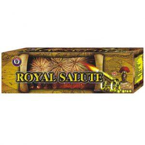 πυροτέχνημα 96 βολών royal salute