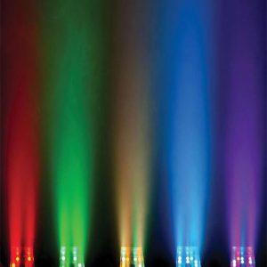 Μηχανή καπνού CO2 με Led RGB