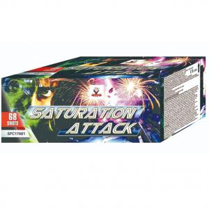 Πυροτέχνημα 68 βολών Saturation Attack