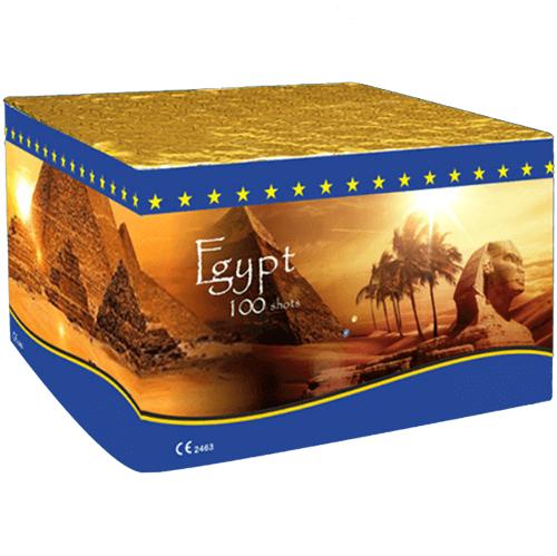 Πυροτέχνημα 100 βολών Egypt