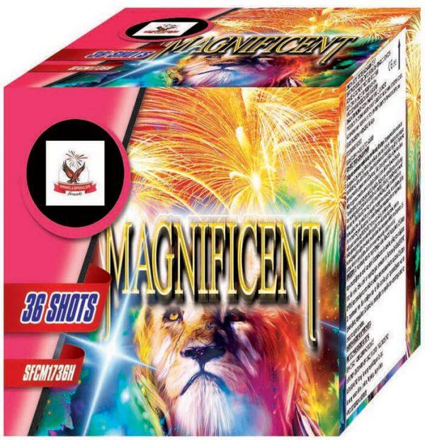 Πυροτέχνημα 36 Βολών Magnificent