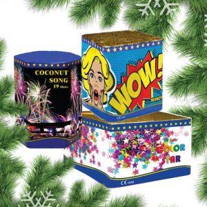 πυροτεχνήματα χριστουγεννιάτικη προσφορά 2