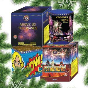 πυροτεχνήματα χριστουγεννιάτικη προσφορά 3